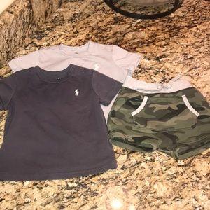 Polo Ralph Lauren & baby gap bundle 3 - 6 months